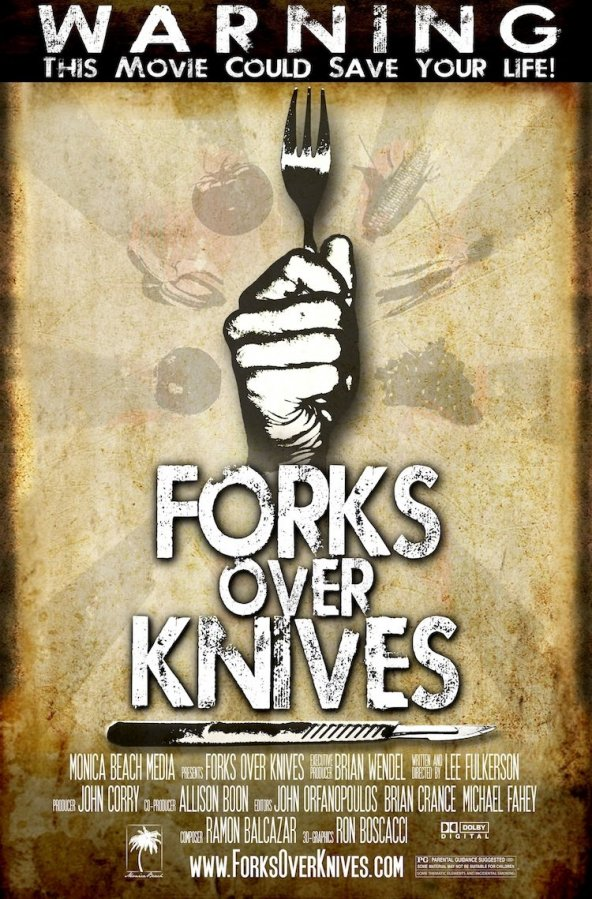 Forks over knives photo
